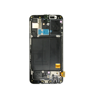 Image 3 - Super AMOLED For Samsung A40 LCD A405 LCD display touch Screen Digitizer Assembly with frame a40 screen replacement repair parts