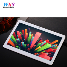 Waywalkers M9 4G LTE Android 6.0 10.1 inch tablet pc octa core 4GB RAM 64GB ROM Tablets smartphone computer best New Year gift