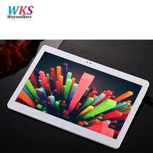 Waywalkers m9 4g lte android 6.0 10.1 pulgadas tablet pc octa core 4 GB RAM 64 GB ROM Tablets smartphone ordenador mejor Año Nuevo regalo