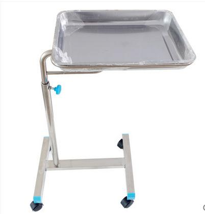 Height adjustable stainless steel pallet rack operating room surgery pallet car kit separator adjustable ruler measure rc car height
