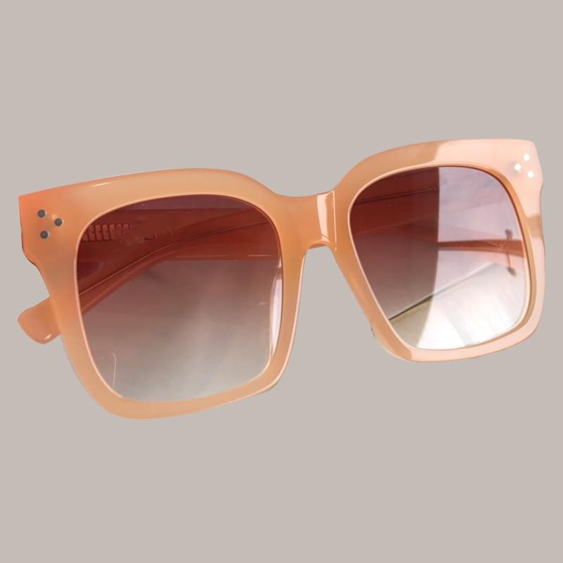 2019 Für 4 Weibliche no No Platz 2 Sonnenbrille 5 no Sunglasses Acetat no Shades Rahmen Sunglasses Sunglasses Sunglasses Frauen Neue Top Qualität Sunglasses no Sommer Stil 3 1 4EYqxgnnO