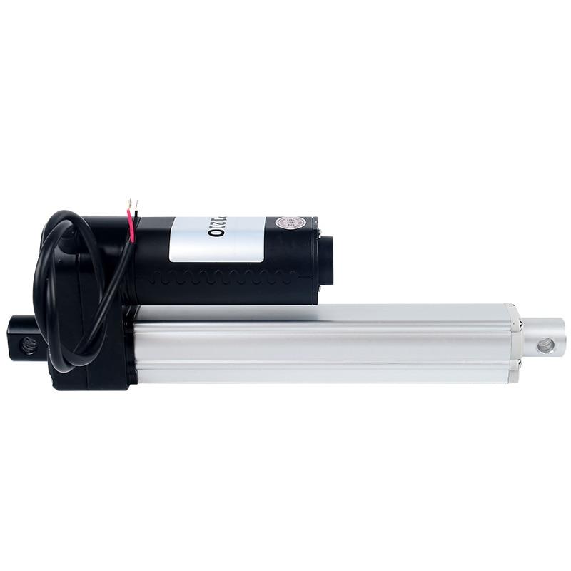 2500N elektrische lineaire actuator DC motor 900mm 1000mm 2000mm 3000mm remote lift actuator DC24V power saving geruisloze putter - 3