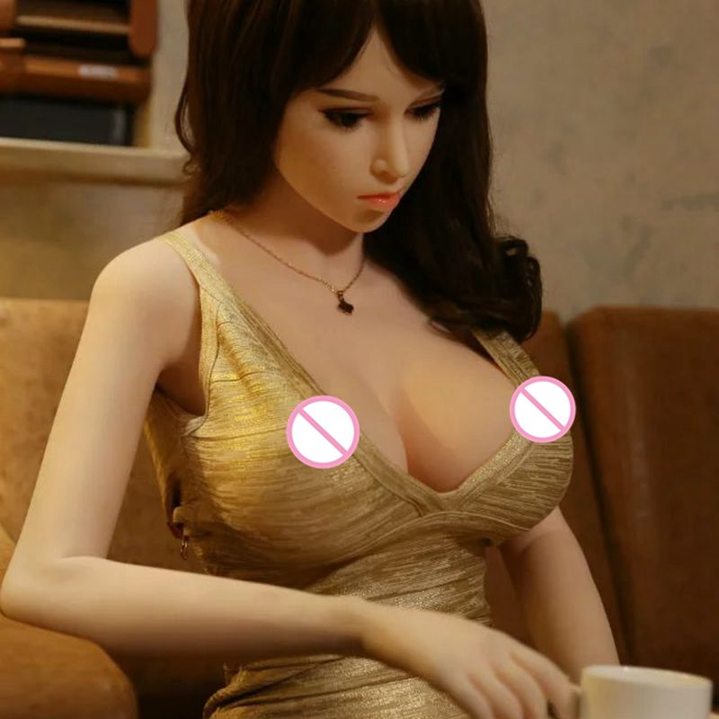 158cm Realistic Silicone Love Doll For Men Huge Breast,Full Body Sexy Dolls Vagina Real Pussy Metal Skeleton sex doll for men pinklover 158cm interchanger head breast body japanese silicone sex dolls for men realistic masturbator vagina pussy adult sexy