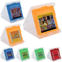 16 Bit Video Spiel Patrone Konsole Karte Super in 1 Combo spiele 61 IN 1 108 IN 1 Englisch Sprache version Ausgabe