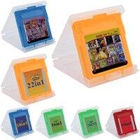 16 Cartucho de bits De Vídeo Game Console jogos de Cartão Super em 1 Combo 61 EM 1 108 EM 1 Idioma Inglês versão de Edição
