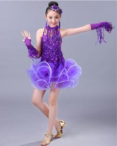 Image 2 - Nuovo Vestito Da Ballo Per I Bambini Della Ragazza di Balletto di Danza per Bambini Costumi di Danza Per Le Ragazze di Danza Della Ragazza Costumi di Prestazione Della Fase Dancewear
