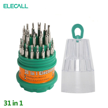 ELECALL 31 In1 Multifunction Screwdriver Set  Multitool Kit Torx Screw Driver Kit Repairing Tools For Iphone Laptop Tablet Watch