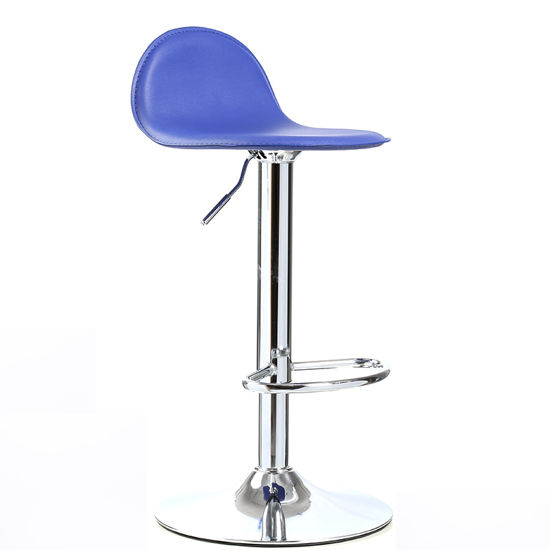 blue bar chairs furniture shop KTV Music Art Museum Teaching stools free shipping furniture retail wholesale household chair movado museum classic 0606503