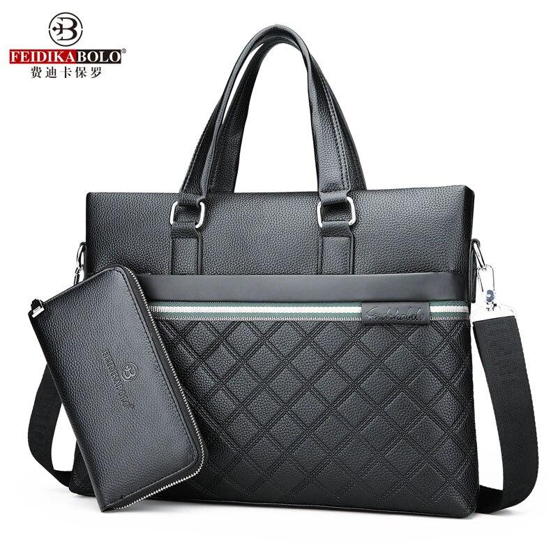 Black Handbag-Wallet