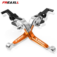For Honda CB300F CB 300F CB 300 F 2014 2015 2016 2017 2018 levers Motorcycle Adjustable Foldable Extendable Brake Clutch Levers