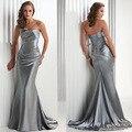 Barato noche largos del partido vestidos de noche vestidos formales formales madre de la novia viste los vestidos