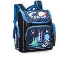 Водонепроницаемые детские школьные сумки для девочек и мальчиков  ортопедический Школьный рюкзак  школьные сумки  детский Ранец с рисунком...
