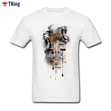 New Arrivals Fashionable Wild Drama Men T Shirts 3d Printer 3D T-Shirts Pure Cotton 3XL Men Custom Short Sleeve tshirt