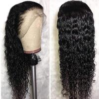 Fantasy Beauty Hair 13x6 Lace Front Wigs Curly Synthetic Long Wigs Heat Resistant Fiber Hair for Black Women
