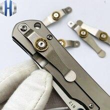 812 Back Clip Titanium 901 Accessories Knife Holder 902
