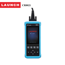 Lanzamiento CReader 8021 scanner Automotriz Con Sistema de Gestión de Baterías (BMS) de Aceite, SAS, EPB Restablecer + ABS + SRS Completo OBDII/EOBD Funciones