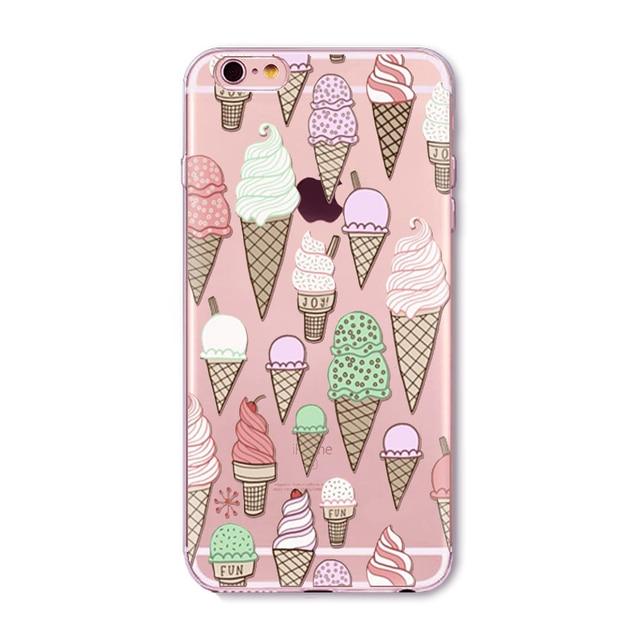 Case iPhone 4/4S/5/5S/6/6S/6 plus Donut