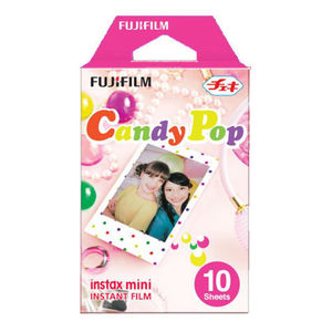 Image 4 - Echt Fujifilm Instax Mini 8 Film 3 Packs Luchtpost/Candy Pop/ Shiny Star Voor Fujifilm Instant Mini 9 11 90 Link Printer