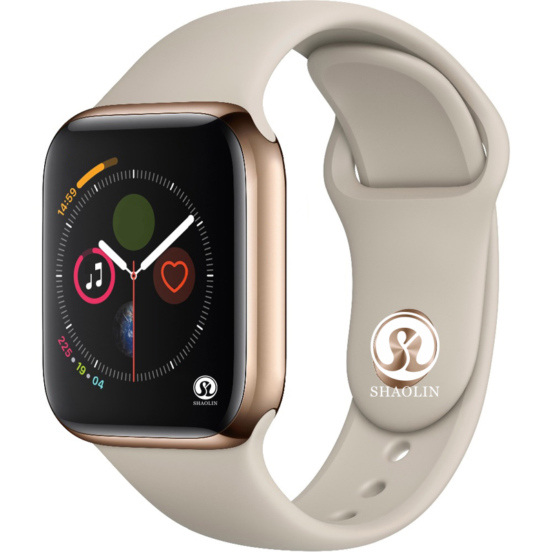 Bluetooth Smart Watch Series 4 SmartWatch for Apple IPhone IOS Android Smartphones Looks Like Apple Watch Reloj Inteligente trozum bluetooth smart watch lf07 smartwatch for apple iphone ios android smartphones looks like apple watch reloj inteligente