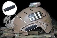FMA 3 Inch Nylon Lead Rail Military Tactical Helmet Accessories Two Sides Module Guide Rail Gadgets