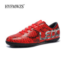 HYFMWZS Indoor Shoes Men Football Shoes Cheap Superfly Boys