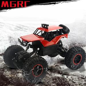 Image 5 - 1:14 2.4G Mini Remote Control Off Road Monsta Truck High Speed RTR RC Car Toy
