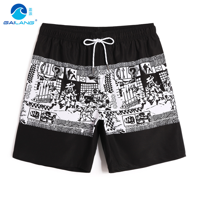 Men's bathing suit swimwear   board     shorts   sexy quick dry surfing   board     shorts   plavky hawaiian bermudas beach   shorts   mesh
