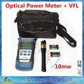 High Quality Ruiyan RY3200A Fiber Optical Power Meter and Fiber Optic Laser Pen Tester Visual Fault Locator 10mw 10KM