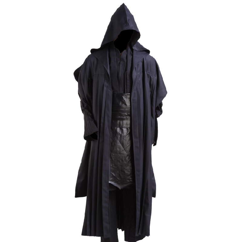 star wars cosplay deluxe adult classic evil warrior darth maul costume party halloween costumes for men - Classic Mens Halloween Costumes