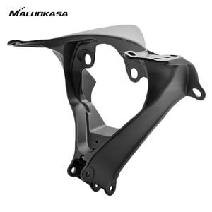 Image 4 - MALUOKASA Motorcycle Upper Front Fairing Cowl Stay Headlight Bracket For Suzuki GSXR 600 750 2008 2009 2010 08 10