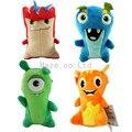 "Slugterra Elemental Slugs Plush Doll Slug Terra Stuffed Toy Kids Xmas Gift 15cm/6"""