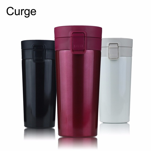 Curge High Quality Coffee Thermos Mug With Lid Cupugs Vacuum Flask