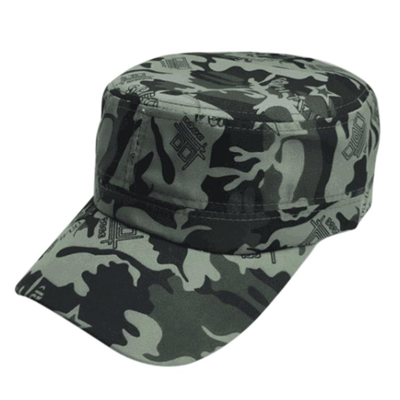 Men Women Unisex Hat Cap Fashion Camouflage Outdoor Climbing Baseball Caps Hip Hop Dance Hat Cap