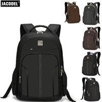 Jacodel 18 17 Inch Laptop Bag Brand for HP Lenovo Asus Laptop computer Back pack for Women School Packbacks Travel Backpack men