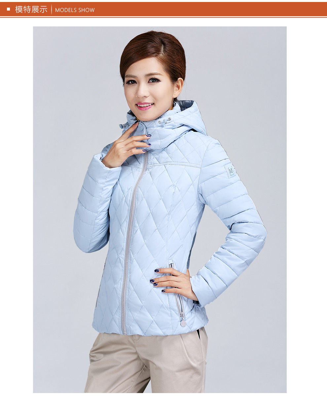 ФОТО 2017 New High-Quality Women Jacket Autumn and Winter Coat  Jacket Fashion Leisure Brand Women