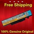Бесплатная доставка 57Y6625 57Y6626 FRU L10P6Y01 L10S6F01 L10P6F01 L10S6Y02 121001108 L10C6F01 Оригинальный Аккумулятор Для ноутбука Lenovo
