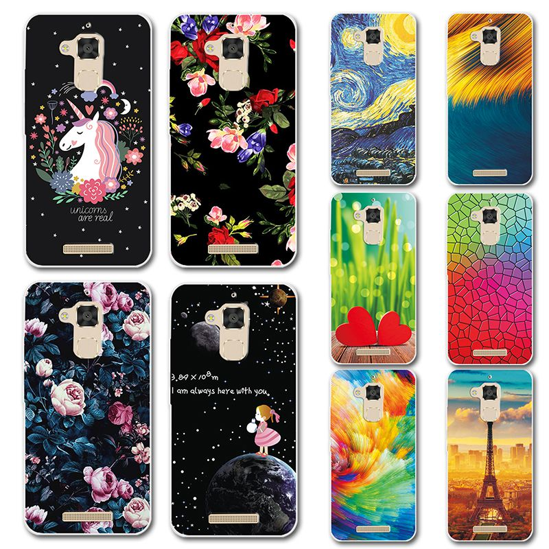 Phone Bags & Cases Cellphones & Telecommunications For Asus Zenfone 3 Max 5.2 Phone Case Cover Zenfone Zc520tl Cute Novelty Tpu Painted Covers Case For Asus Zenfone 3 Max Zc520tl Relieving Heat And Thirst.