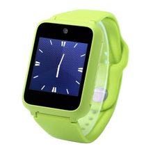 4Colors Bluetooth Waterproof Smart Watch 0.3MP Camera for Android Phone 3G SIM TF Card Sport Smartwatch for Huawei Xiaomi HTC