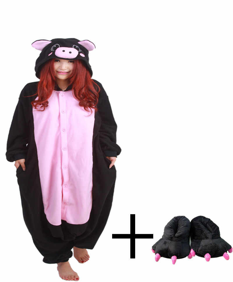 Animal Slippers Cloaks Hats Paws