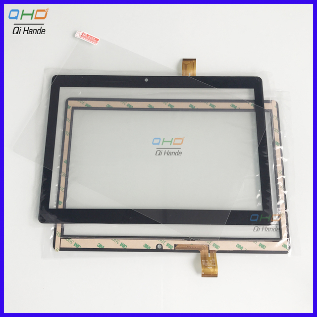 """Mới Màn hình cảm ứng điện dung 10.1 """"inch DP101279 F1 Bảng điều khiển cảm ứng Bộ số hóa Cảm Biến DP101279 F1 cho Digma Máy Bay 1523 237 * 166mm"""