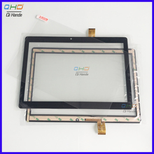 """New Capacitive touch screen 10.1"""" inch DP101279 F1 touch panel digitizer Sensor DP101279   F1 for Digma Plane 1523 237*166mm"""