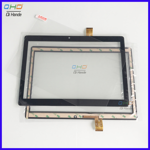 """Image 1 - New Capacitive touch screen 10.1"""" inch DP101279 F1 touch panel digitizer Sensor DP101279   F1 for Digma Plane 1523 237*166mm"""