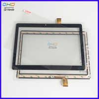 """Nowy pojemnościowy ekran dotykowy 10.1 """"cal DP101279-F1 digitizer panel dotykowy czujnik DP101279-F1 dla Digma samolot 1523 237*166mm"""