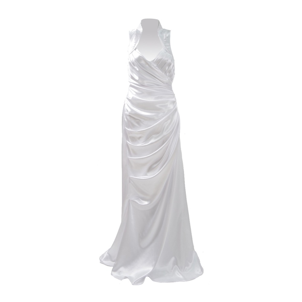Final Fantasy XV Lunafreya Nox Fleuret Cosplay Costume Women White Dress Fishtail Skirt