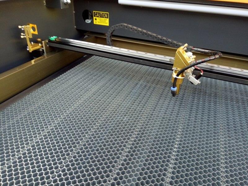 Бесплатная доставка co2 6090 100 Вт станок для лазерной резки 900*600 мм Лазерная гравировка 220 В/110 В Акриловая электрическая подъемная платформа