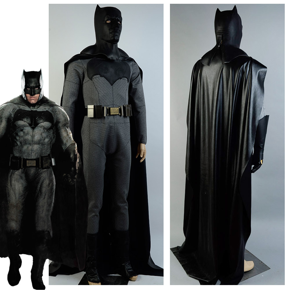 Justice League Movie Batman Adult Belt