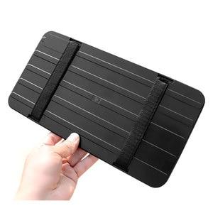 Image 3 - New CD Case CD Sleeve Car CD Storage Bag Multifunction Sun Visor CD Clip