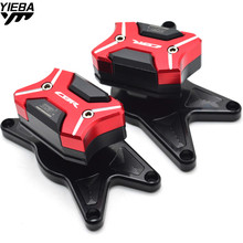 with CBR  Motorcycle Frame Crash Pads Engine Case Sliders Falling Protector Red For Honda CBR1000RR CBR 10000 RR 2008-2013