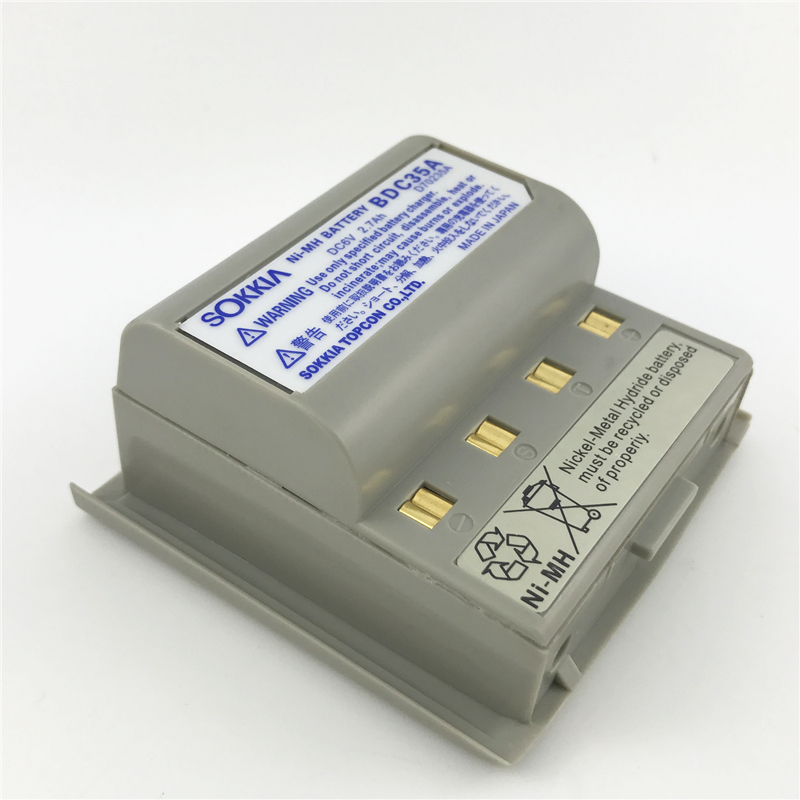 High quality brand new Sokkia BDC35A BDC-35 Battery For SOKKIA Total Stations