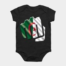 Baby Onesie Baby Bodysuits kid t shirt Printed Cotton Short-Sleeve Algeria(12)(China)